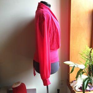 New York & Company Tops - Eva Mendes Pink Bodysuit